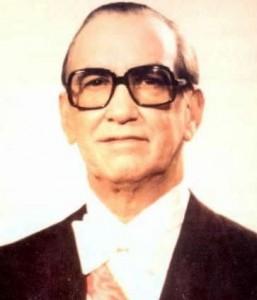 ユージの曽祖父、アントニオ・グスマンgazo