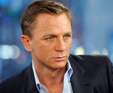 ダニエルクレイグの妻や筋肉の秘密、代表映画『007』ポンド役を拒否の噂